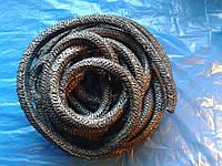Набивка сальниковая АПР-31 (Асбестовая, плетеная с латунной проволокой, пропитанная) ГОСТ 5152-84