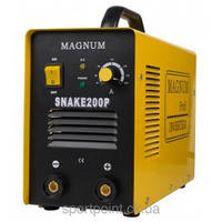 Сварочный инвертор Magnum SNAKE 200P 200A