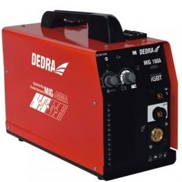 Полуавтоматический сварочный аппарат DEDRA DESMi160M