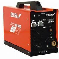 Полуавтоматический сварочный аппарат DEDRA DESMi180