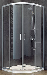 Душова кабіна 100х100 SANTEH 1901100 з піддоном 15см