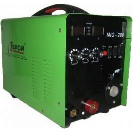 Полуавтоматический сварочный аппарат Герой MIG-280