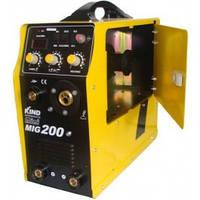 Полуавтоматический сварочный аппарат Kind Mini MIG-200
