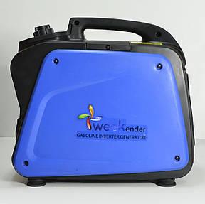 Генератор-инвертор Weekender (X2000i), фото 2