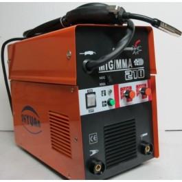 Полуавтоматический сварочный аппарат Shyuan MIG-210