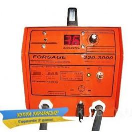 Аппарат точечной сварки Forsage 220-3000А-М