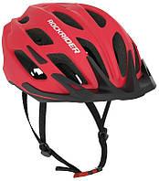 Шлем Btwin MTB ST500 (Красный, 53-57)