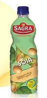 Соевое масло Sagra Olio di Soia Omega 3, 1 л.