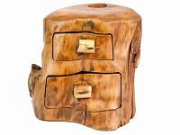 Шкатулка винажная деревянная
