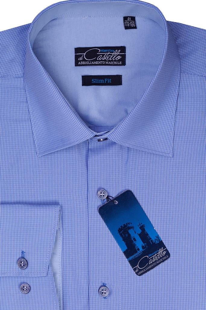 Рубашка мужская Castello Slim Fit