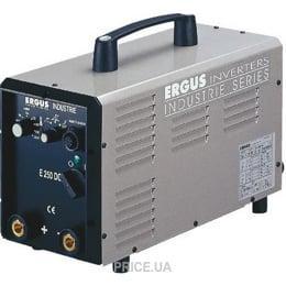 Сварочный инвертор ERGUS E 250 DCi