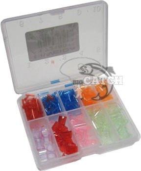 Набір кембріков SWD 7218011 пластик