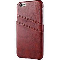 Чехол для моб. телефона Drobak Wonder Cardslot для Apple Iphone 6/Apple Iphone 6s (Brown) (219109)