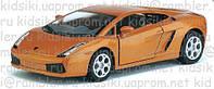 LAMBORGHINI GALLARDO Металлическая инерционная модель авто