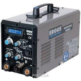 Сварочный инвертор ERGUS WIG 201 HF ADi