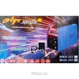 Сварочный инвертор Луч MMA-291