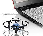 Квадрокоптер Mini Drone 033 мини Дрон Есть Барометр и режим Headless 2.4Ghz, фото 4