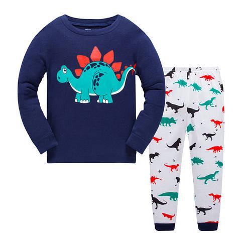 Пижама Динозавр Wibbly pigbaby  продажа 266875372b9bf