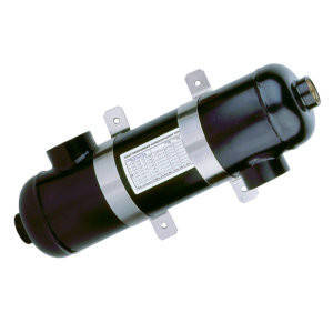 Теплообмінник OVB 250 Vagner трубчастий 73кВт, фото 2