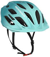 Шлем Btwin MTB ST500 (Голубой, 53-57)