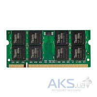 Оперативная память для ноутбука Team SoDIMM DDR2 2GB 800  МГц (TED22G800C6-S01)