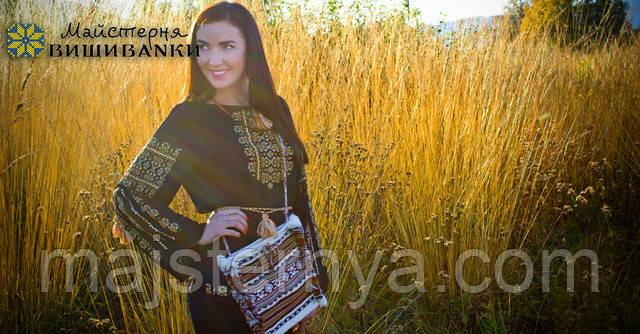 Ткана сумка - стильний аксесуар до вишиванки
