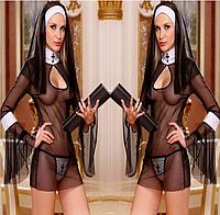 """Игровой костюм """"Монашка"""" 48"""