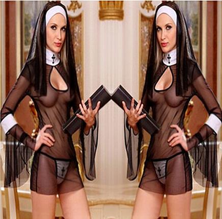 """Игровой костюм """"Монашка"""", фото 2"""