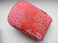 Чехол на фотоаппарат golla розовый цветок
