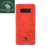 Чехол для Samsung Note 8 Santa Barbara Polo & Racquet Club Knight, красный