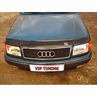 """VipTuning Audi 100 C4/4A '90-94 Дефлектор капота """"мухобойка"""""""