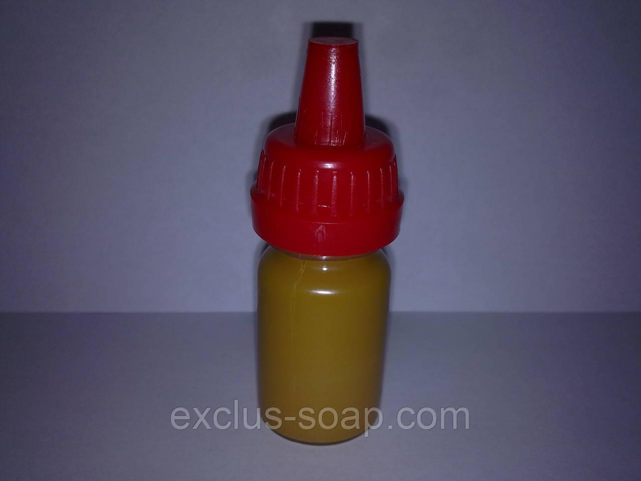 Пигмент жидкий жёлтый-10 мл
