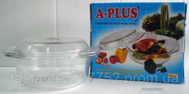 Посуд скляний жаростійк 1091