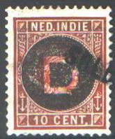 Нидерландские колонии - Индии 1911 года