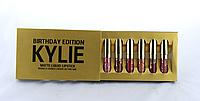 Набор помад Kylie Jenner Birthday Edition, фото 1