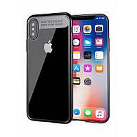 Чехол для iPhone X Baseus Suthin Series Case черный