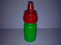 Пигмент жидкий флуоресцентный зелёный-10 мл