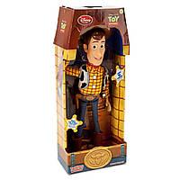 """Фигурка говорящий Вуди 41 СМ из м/ф """"История игрушек"""" 41 СМ - Talking Woody, Toy Story, Disney"""