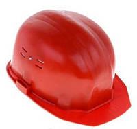 Каска строительная Украина (цвет красный) (PK-0003)