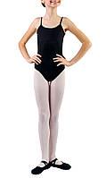 Купальник-боди на тонких бретелях Dance&Sport N 012, хлопок