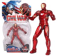 Фигурка Железный Человек Марк 46, Мстители, 18 см - Iron Man Mark 46, Avengers, Marvel