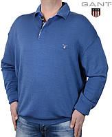 Мужской свитер-поло ,хорошего качества.Большие размеры в наличии.
