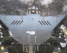 Защита картера Chery Cross Eastar (V-2,4) с 2006 г.