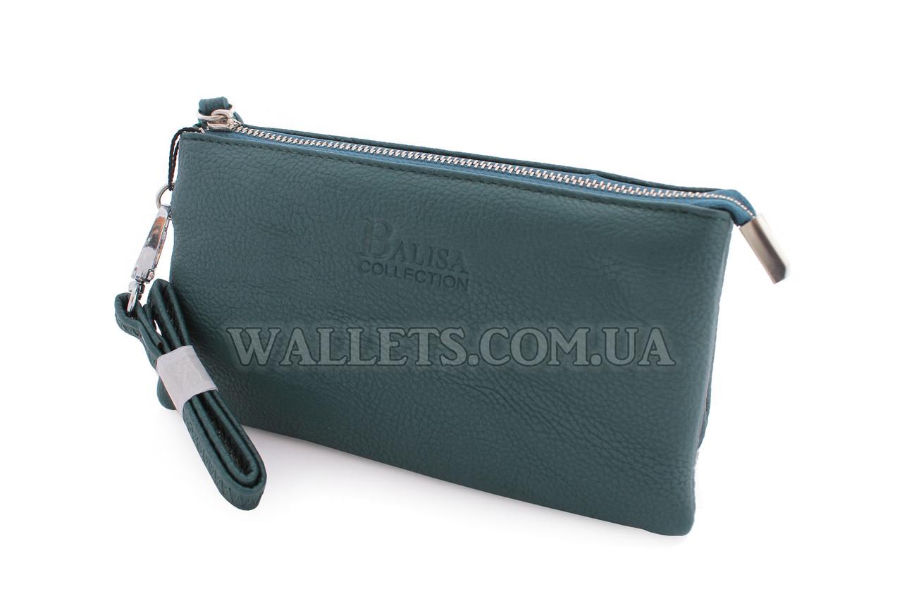 Жіночий гаманець BALISA, колір мурена на блискавці