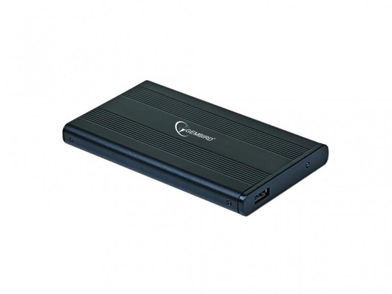 Карман внешний 2,5' Gembird EE2-U2S-5 Black SATA USB2.0