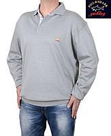 Мужской свитер-поло ,60-68 размеры.