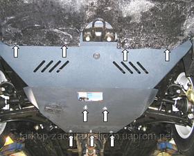 Защита картера Chery Eastar (Oriental Son) v-2,4 с 2007 г.