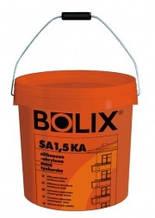 Штукатурка силікон-акрилова Bolix S.A. 1,5 KA, 30кг