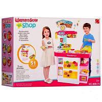 Игровой набор Супермаркет Магазин 889 -74 Высота 88 см, звук, свет