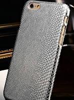 Серебряный чехол для iPhone 6 6S, фото 1